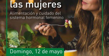 cartel curso salud mujeres pequeño